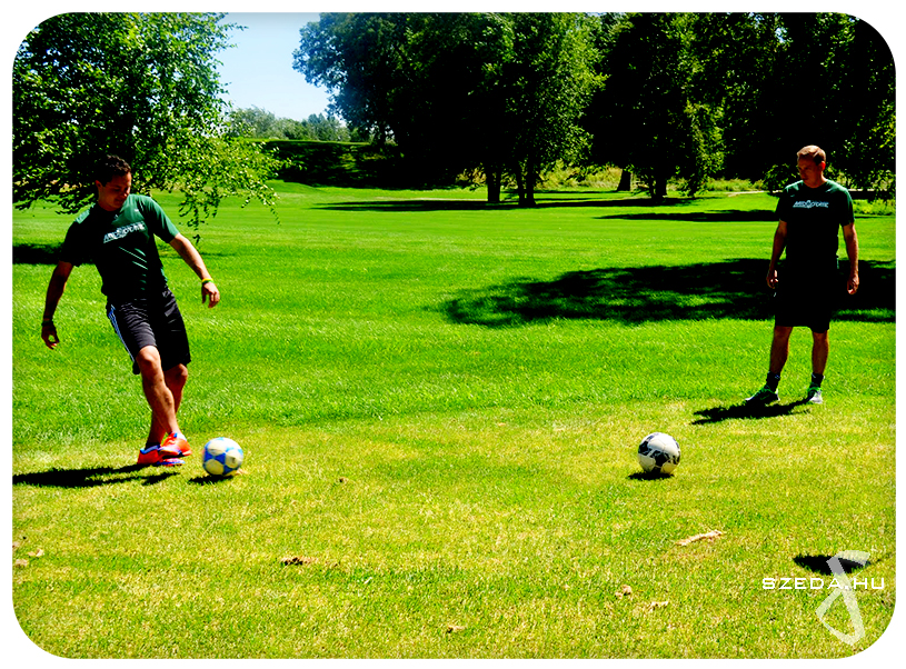 Footgolf csapatépítő program
