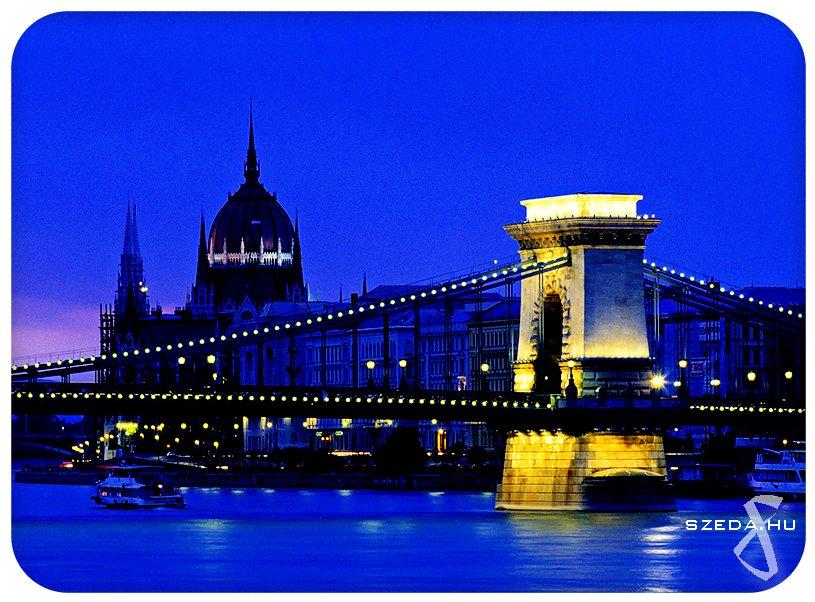 Budapest éjjel