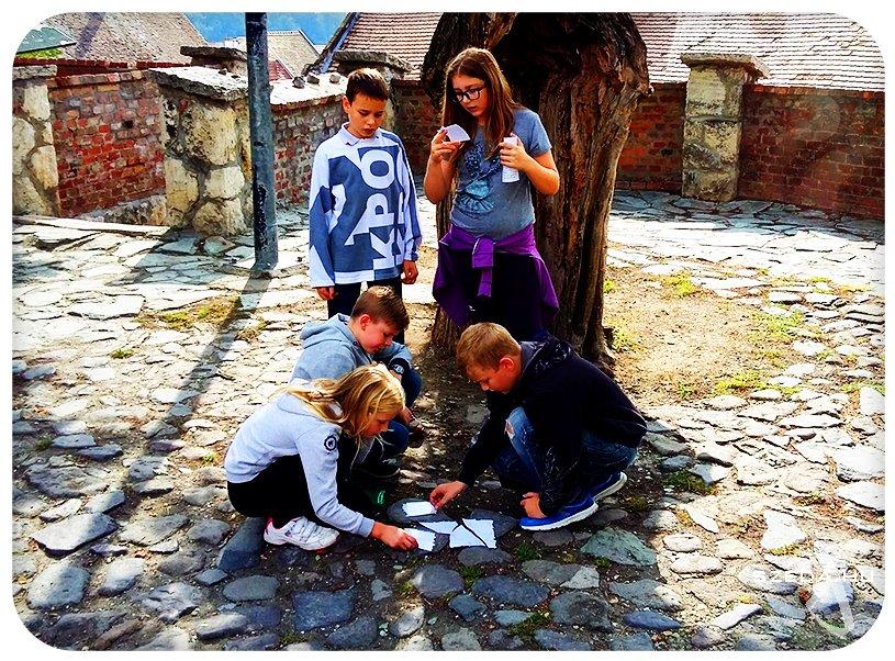 Városfelfedezők