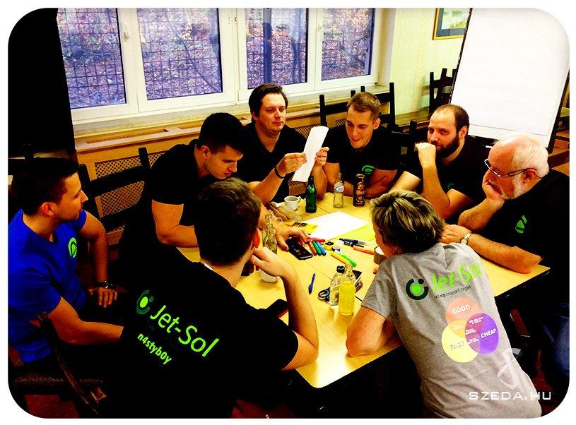 Teamvity csapatépítő program